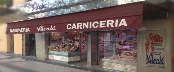 Conservas jamoneria carniceria alcala - Carniceria en madrid ...